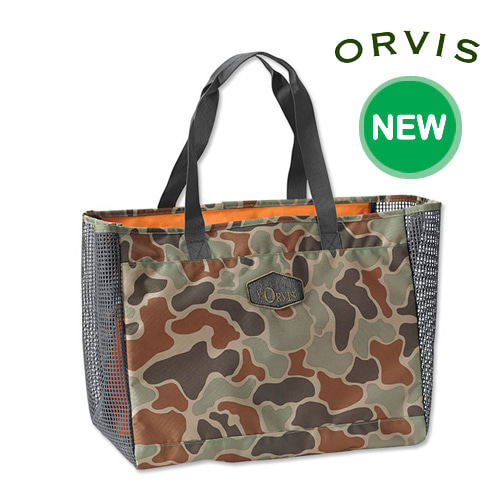 [ORVIS] SAFE PASSAGE® CAMO WADER TOTE