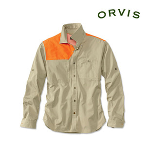 [ORVIS] Synthetic Featherweight Shooting Shirt