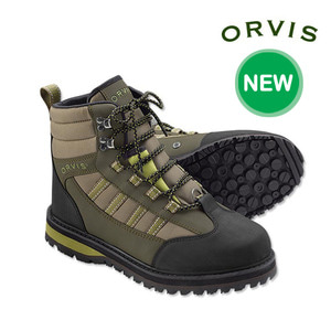 [ORVIS] Encounter Wading Boots - Rubber