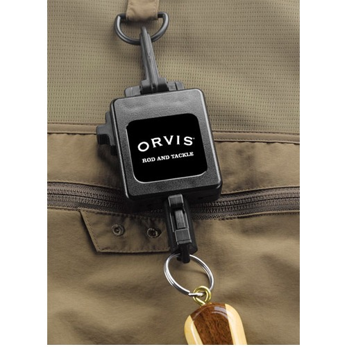 [ORVIS] GEAR KEEPER NET RETRACTOR 기어 키퍼