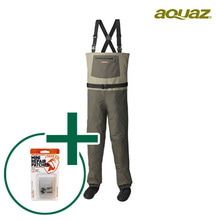 [AQUAZ] 200S ROGUE Chest wader
