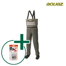 [AQUAZ] 205S KENIA Convertible waders