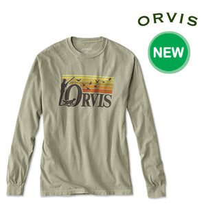 [ORVIS] COVEY RISE LONG-SLEEVED T-SHIRT